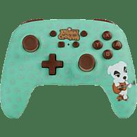 POWER A Animal Crossing Controller K.K. Slider Controller, Grün
