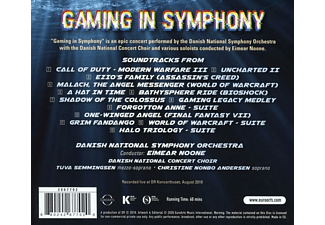 Danish National Symphony Orchestra, Tuva Semingsen, Christine Nonbo Andersen - Gaming in Symphony  - (CD)
