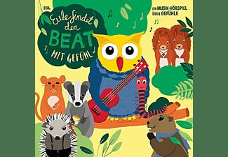 Eule - Eule Findet Den Beat-Mit Gefühl (Musik-Hörspiel)  - (CD)