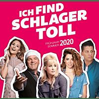 VARIOUS - Ich Find Schlager Toll-Frühjahr/Sommer 2020 [CD]