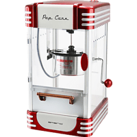 EMERIO POM-120650 Popcornmaker Rot