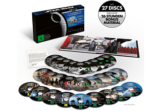 Star Wars Episode 1-9 - Die Skywalker Saga - (4K Ultra HD Blu-ray)