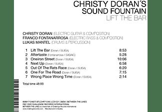Christy Doran's Sound Fountain - Lift The Bar  - (CD)