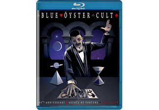 Blue Öyster Cult - 40th Anniversary - Agents Of Fortune - Live 2016 (Blu-ray)