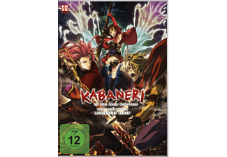 Kabaneri of the Iron Fortress: Loderndes Leben DVD