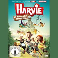 Harvie und das magische Museum DVD