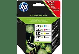 HP Tintenpatronen Value Pack 932XL / 933 XL (C2P42AE)