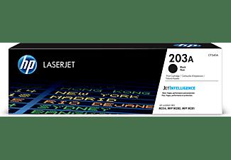HP Tonerpatrone 203A, schwarz (CF540A)