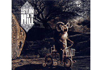 Asylum On The Hill - Passage To The Puzzle Factory  - (CD)