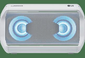 LG XBOOM Go PK5W Bluetooth Lautsprecher, Weiß