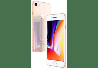 "REESTRENA Reacondicionado Apple iPhone 8, Oro, 64 GB, 2GB RAM, 4.7"" Retina HD, Chip A11 Bionic, 1820 mAh, iOS"