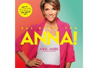 Anna-Maria Zimmermann - Das Beste von Anna!  - (CD)