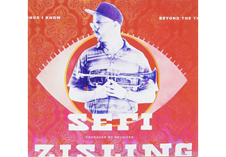 Sefi Zisling - BEYOND THE THINGS I KNOW  - (CD)
