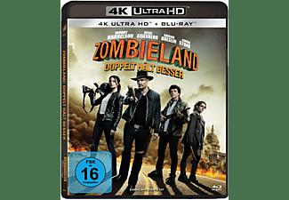ZOMBIELAND-DOPPELT HÄLT BESSER 4K Ultra HD Blu-ray + Blu-ray
