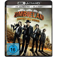 ZOMBIELAND-DOPPELT HÄLT BESSER [4K Ultra HD Blu-ray + Blu-ray]
