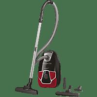 ROWENTA RO6859 Silence Force Allergy+ Parkett Bodenstaubsauger Staubsauger, maximale Leistung: 450 Watt, Schwarz/Rot)