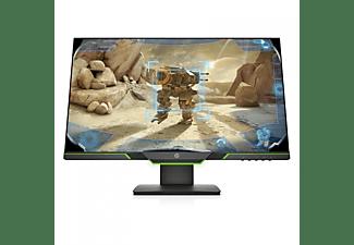 "Monitor gaming - HP 25x, 24.5"", Full HD, 144 Hz, 1 ms, Negro"