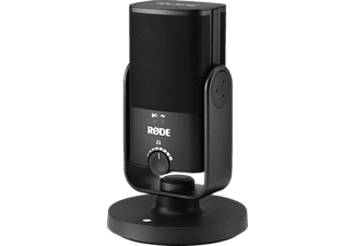 RODE NT USB MINI , Mikrofon, Schwarz