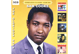 Sam Cooke - Timeless Classic Albums - The Glorious Days (CD)
