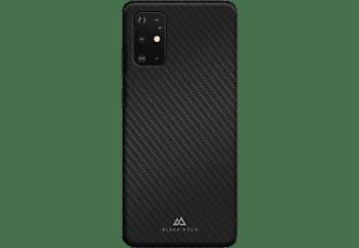 BLACK ROCK Ultra Thin Iced, Backcover, Samsung, Galaxy S20+, Flex Carbon