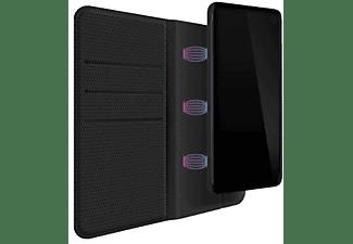 BLACK ROCK 2in1, Bookcover, Samsung, Galaxy S20+, Schwarz