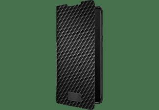 BLACK ROCK Flex Carbon, Bookcover, Samsung, Galaxy S20, Schwarz