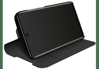 BLACK ROCK Flex Carbon, Bookcover, Samsung, Galaxy S20 Ultra, Schwarz