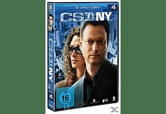 CSI: NY - Die komplette Staffel 4 [DVD]