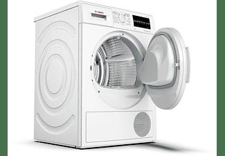 Secadora De Bomba De Calor - Bosch WTW87641ES, 800 W, Independiente, 50 Hz, Blanco