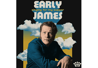 Early James - Singing For My Supper (Vinyl LP (nagylemez))