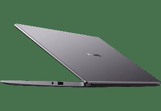 HUAWEI Matebook D14, Notebook mit 14 Zoll Display, AMD Ryzen™ 5 Prozessor, 8 GB RAM, 512 GB SSD, Radeon™ Vega 8 Grafik, Grau