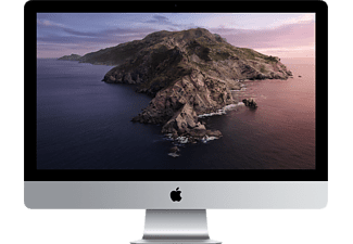 "APPLE iMac (2019) - All-in-One-PC (27 "", 1 TB Fusion Drive, Silber)"