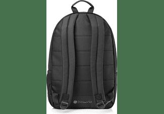 Mochila para portátiles de 15.6 pulgadas - HP Mochila clásica Trend, 1FK05AA, resistente al agua, Negro