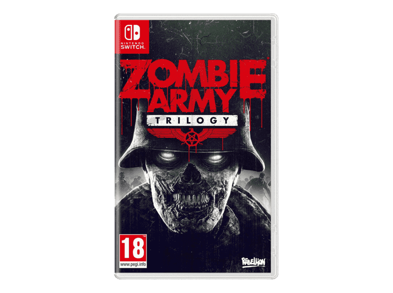 Switch Zombie Army Trilogy /D