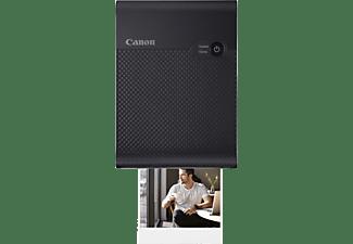 CANON Fotodrucker Selphy Square QX10 schwarz (4107C003)