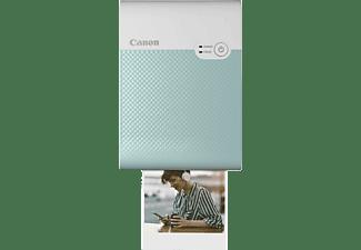 CANON Fotodrucker Selphy Square QX10 mintgrün (4110C002)