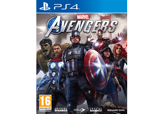 Marvel's Avengers (inkl. kostenloses Upgrade auf PS5) - [PlayStation 4]