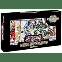 KONAMI DIGITAL ENTERTAINM. Yu-Gi-Oh! Duel Overload (12) Sammelkarten, Mehrfarbig