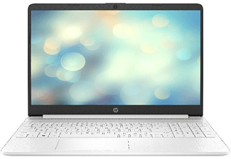 "Portátil - HP 15s-fq1054ns, 15.6"" HD, Intel® Core™ i5-1035G1, 8GB RAM, 512GB, FreeDos, Blanco"