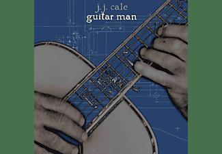 J.J. Cale - GUITAR MAN (+CD)  - (LP + Bonus-CD)