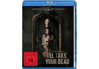 I'll Take Your Dead Blu-ray