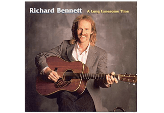 Richard Rodney Bennett - A LONG LONESOME TIME  - (CD)