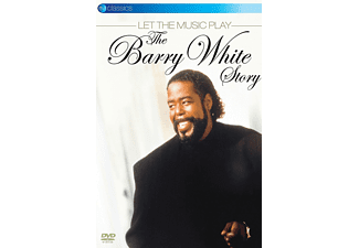 Barry White - Let The Music Play: The Barry White Story (DVD)