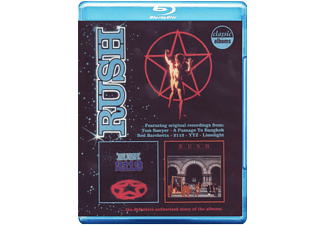 Rush - 2112 / Moving Pictures - Classic Albums (Blu-ray)