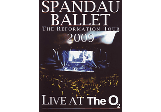 Spandau Ballet - The Reformation Tour 2009: Live At The O2 (DVD)