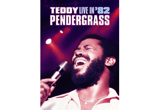 Teddy Pendergrass - Live In '82 (DVD)