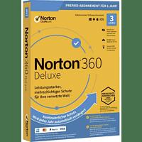 Norton Life Lock 360 Deluxe 25 GB (3 Geräte / 1 Jahr)