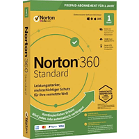 Norton Life Lock 360 Standard 10 GB (1 Gerät / 1 Jahr)