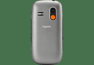 GIGASET GL390 Seniorenhandy, Titan-Silber