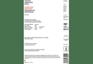 Gewandhausorchester, Thomanerchor Leipzig, Schwarz Gotthold - J.S.Bach: Weihnachtsoratorium  - (DVD)